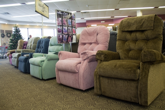 Lehan Drugs life chairs available!